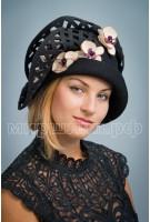 Шляпа фетровая Чеслава