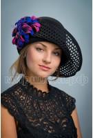 Шляпа фетровая Шерил