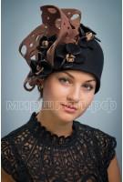 Шляпа фетровая Шарлотта