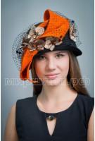 Шляпа фетровая Амбрелла