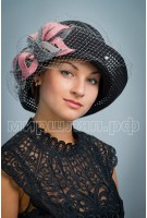 Шляпа фетровая  Аралия