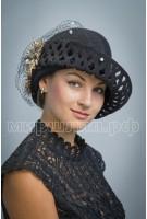 Шляпа фетровая Брасика