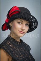 Шляпа фетровая  Крафт