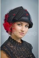 Шляпа фетровая Глориоза