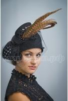 Шляпа фетровая Драцена