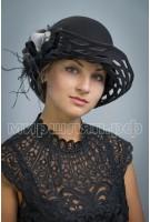 Шляпа фетровая Крассула