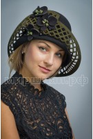 Шляпа фетровая Мускари