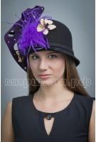 Шляпа фетровая Нерине