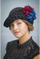 Шляпа фетровая Корал-Шарм