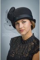 Шляпа фетровая  Анджи