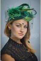 Коктейльная шляпка                               Руфина