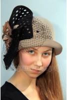 Шляпа фетровая Крими
