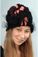 Шляпа фетровая Латирус