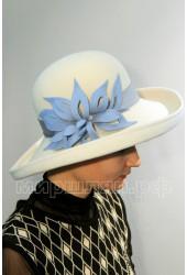 Шляпка фетр Сидальцея