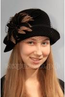 Шляпа фетровая Мисти