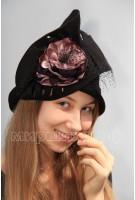 Шляпа фетровая Эльторо