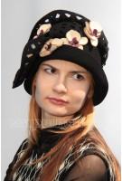 Шляпа фетровая Сантини