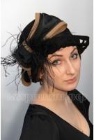 Шляпа фетровая  Ванда