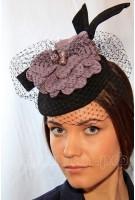 Коктейльная шляпка ВАИЛИЯ