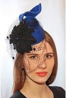 Банкетная шляпка