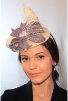 Коктейльная шляпка МЕЙЛИ