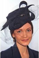 Коктейльная шляпка