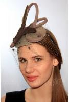 Вечерняя шляпка