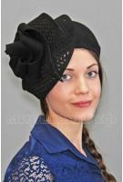 Костюмная шляпка