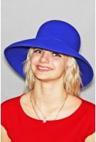 Шляпка фетровая ЭЛИКА