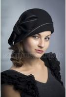 Шляпка фетровая Нелла