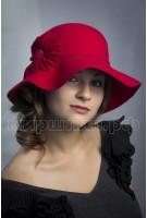 Шляпка фетровая Норин