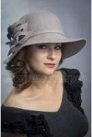 Шляпка фетровая Оливет