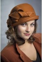 Шляпка фетровая Тиана