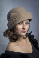 Шляпка фетровая Флорет