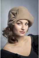 Шляпка фетровая Хлоя