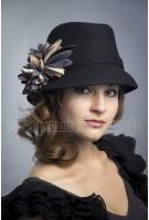 Шляпка фетровая Аданна