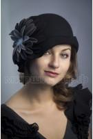 Шляпка фетровая Налани