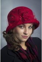 Шляпка фетровая Мисандея
