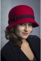 Шляпка фетровая Николета