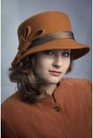 Шляпка фетровая Элисса